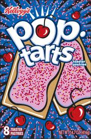 """They can't ever go stale because they were never fresh"" -Jerry Seinfeld on Pop Tarts"