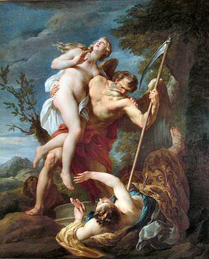 Time Saving Truth from Falsehood and Envy, François Lemoyne, 1737