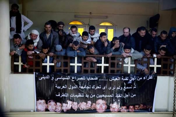 Mideast Egypt Islamic State